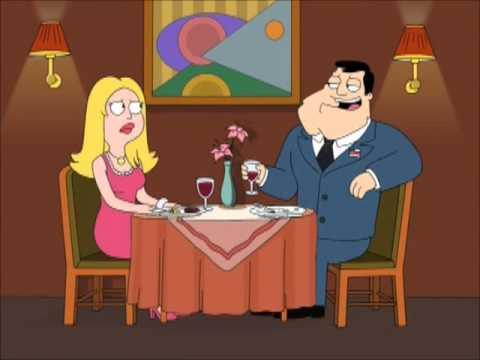 American Dad Season 4 episode 15 Backup Wife