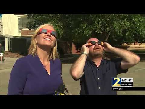 Rare eclipse 'once in a lifetime' opportunity for Kennesaw studentse