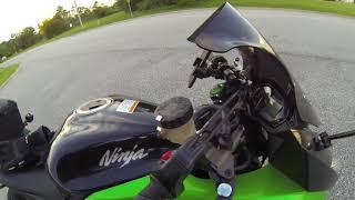 8. 2015 Kawasaki Ninja 1000 Walk around and upgrade review