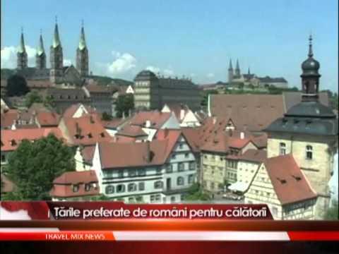 Tările preferate de români pentru călătorii