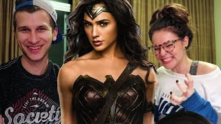 Wonder Woman Reaction + Spoiler-Free Review: WHY THIS MOVIE IS SO GREAT!!