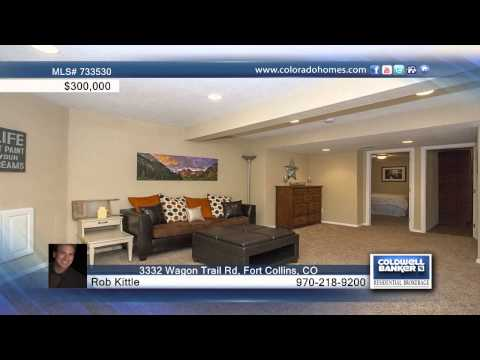 3332 Wagon Trail Rd  Fort Collins, CO Homes for Sale | coloradohomes.com