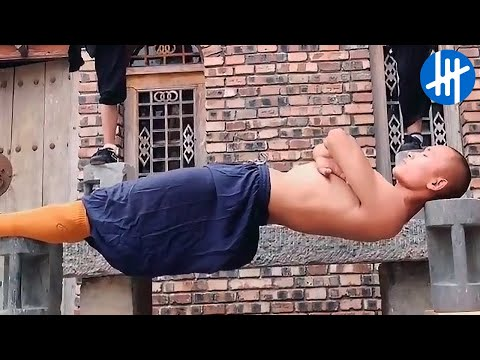 Brutal Shaolin Kung Fu Training | Muscle Madness