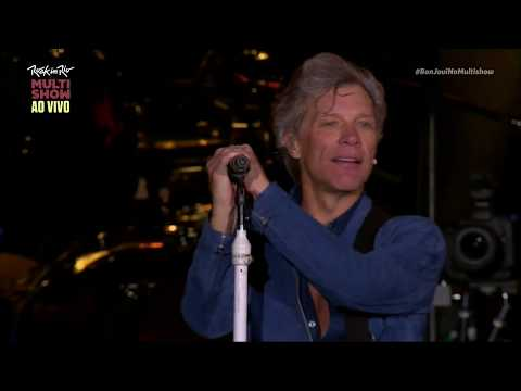 Bon Jovi - Runaway | Live At Rock In Rio 2017