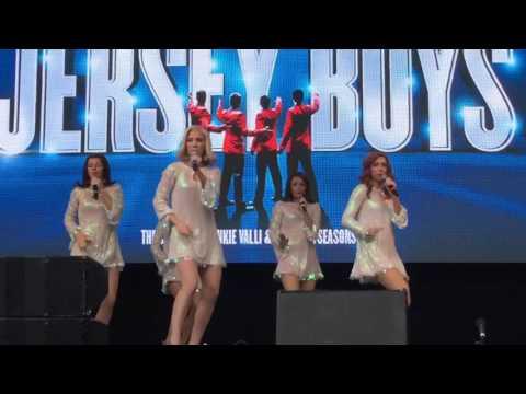 West End Live 2016- Jersey Boys