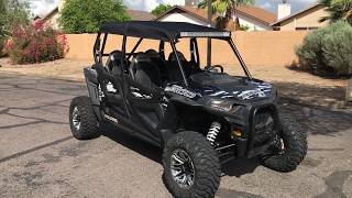 9. 2018 Polaris RZR 900 EPS S4 quick walkaround - Preowned Motorcycle For Sale @ HCPowersports.com