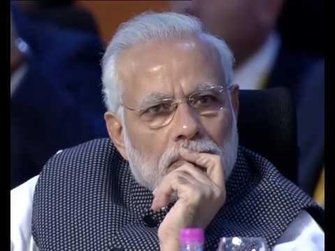 PM Narendra Modi at 8th edition of Vibrant Gujarat Summit in Gandhinagar, Gujarat