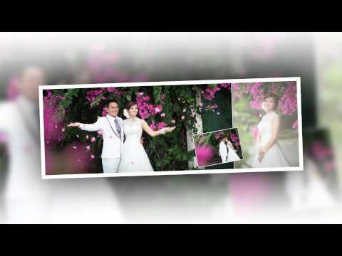 Album cưới đẹp thơ mộng lãng mạn tại Studio Áo cưới DLDUY