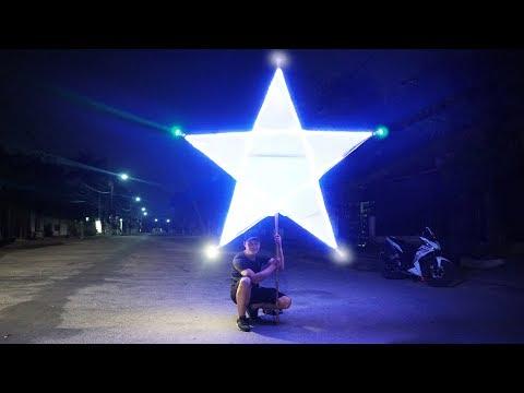 NTN - Vác Đèn Ông Sao Khổng Lồ Đi Chơi Trung Thu ( Giant Lamp ) (видео)