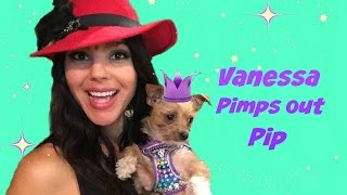 Vanessa Pimps Out Pip!