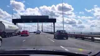 Dartford United Kingdom  City pictures : Dartford Crossing July 2015, United Kingdom