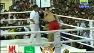 Khmer Culture - Pich Seyha Vs Molrad (International fight)