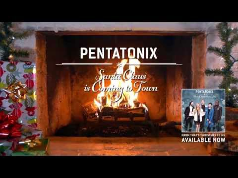 Tekst piosenki Pentatonix - Santa Claus Is Coming To Town po polsku