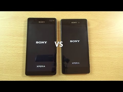 Sony Xperia C4 VS M4 Aqua - Speed & Camera Test!