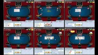 Pokersecrets - Lordkhain - Sessione Cash Game 6x Al Nl25 Di People's Poker [1] (ITA)