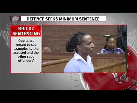 Brickz sentenced to 15 years in prison