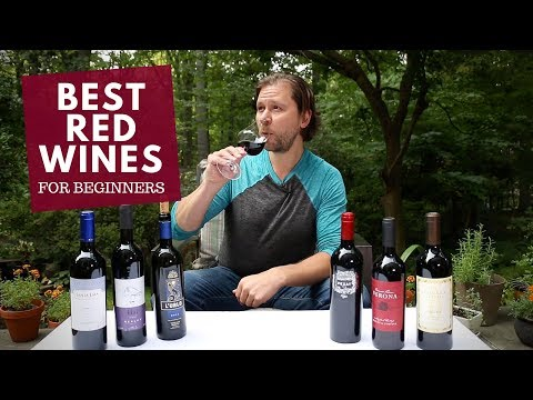 The Best Red Wines For Beginners (Series): #3 Merlot