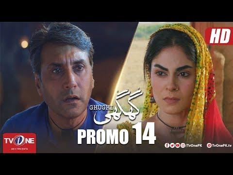 Ghughi Episode 14 Promo | TV One | Mega Drama Serial | 19 April 2018