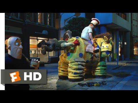 Shaun the Sheep Movie (2015) - The Sheep Horse Scene (8/10) | Movieclips