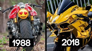 Video 30 YEARS of sportbikes sounds in just 1 video! - Better or worse? 🤔 MP3, 3GP, MP4, WEBM, AVI, FLV Januari 2019