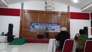 Cinta Datang Terlambat -  Maudy Ayunda cover Septira SMAN 1 Kuningan Babak Penyisihan FLS2N Jabart