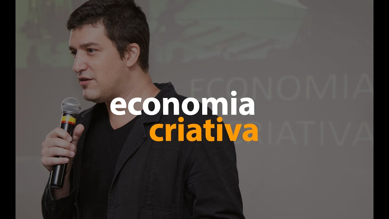 Café Economia Criativa - Léo Feijó
