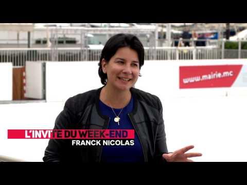 L'invité du weekend : Franck Nicolas