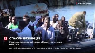 115 мигрантов спасли пограничники Ливии в Средиземном море и доставили в Триполи