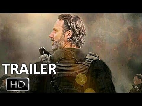 GRIMES: Trailer - Rick Grimes Movies (The Walking Dead) [Unofficial / Fan Made]