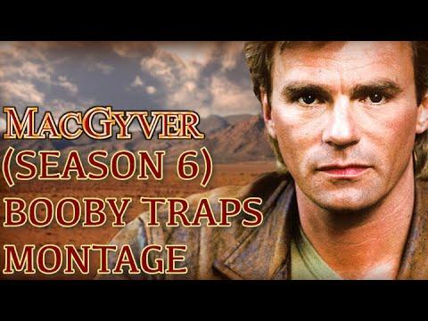 MacGyver: Booby Traps (Season 6) Music Video