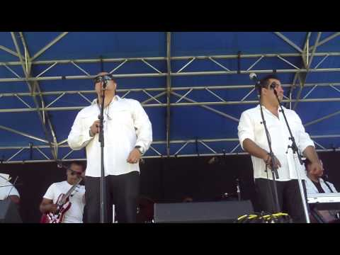 Dw3 performs Just Say Yes Live at the Napa Valley Jazz Getaway 2013