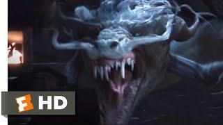 47 Ronin (2013) - Samurai vs. Dragon Scene (9/10) | Movieclips