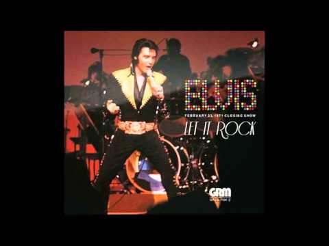 Elvis Presley: Let It Rock (January 28, 1971 Album)