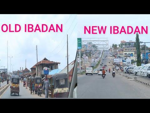 A TOUR ROUND IBADAN CITY
