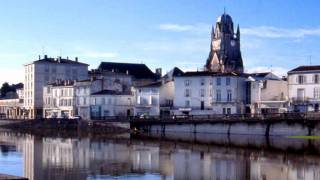 Saintes France  city pictures gallery : Views of St Pierre Cathedral, Saintes, Charente Maritime, France