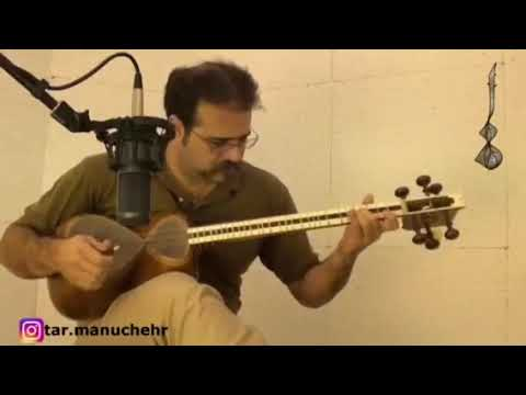 "Persian Music: ""Abu Ata"" Improvisation on Tar by Peyman Zargar"