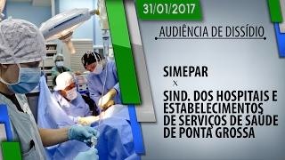Médicos terão nova audiência para discutir convenção coletiva