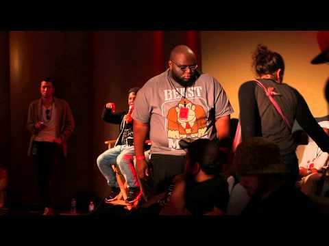 Rapzilla.com 16 Bar Challenge Final: Oscar Urbina, Dru Bex, & MC Goya