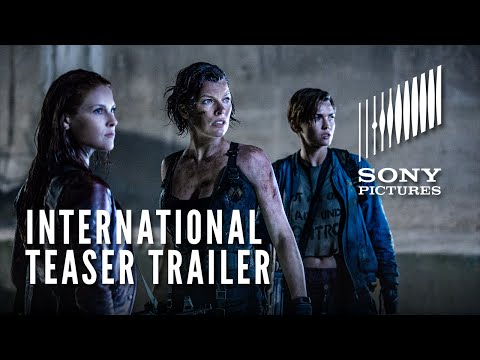 Resident Evil: The Final Chapter Resident Evil: The Final Chapter (International Teaser)