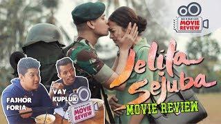 REVIEW FILM JELITA SEJUBA 2018 , KEHIDUPAN TENTARA di UJUNG INDONESIA itu BAGAIMANA ?