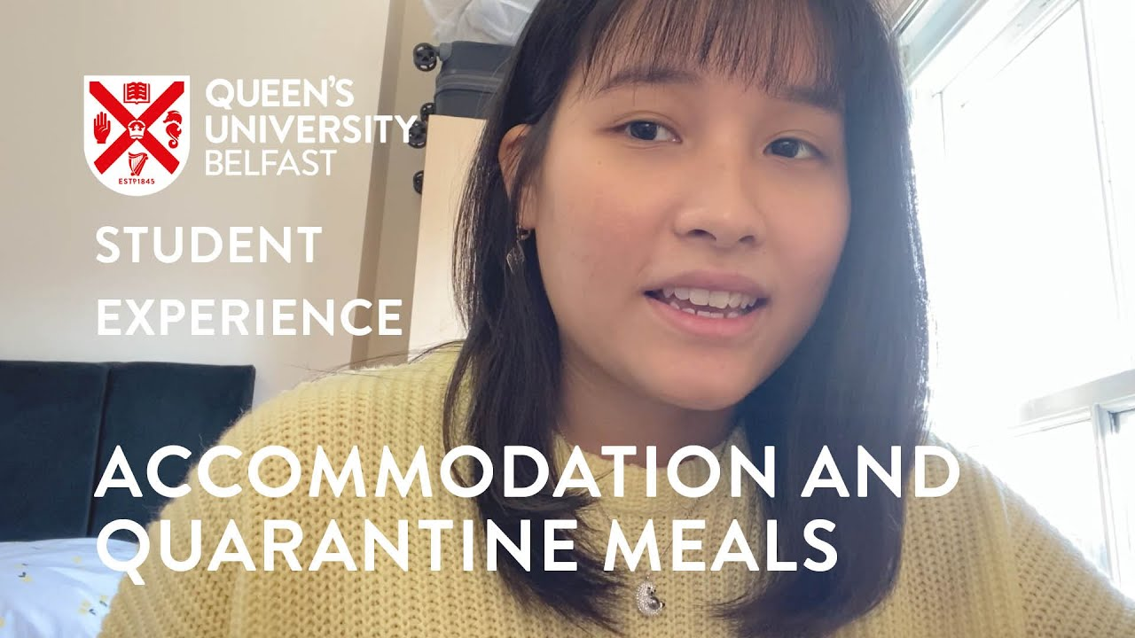 Video Thumbnail: Accommodation and Quarantine Meals
