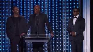 Video Samuel L. Jackson, Denzel Washington and Wesley Snipes honor Spike Lee at the 2015 Governors Awards MP3, 3GP, MP4, WEBM, AVI, FLV November 2018