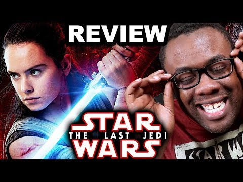 STAR WARS THE LAST JEDI - Movie Review (Black Nerd)