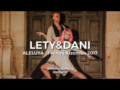 Compañia la clave Lety y Dani 2017-05-26 - Feeling Kizomba Festival 2017