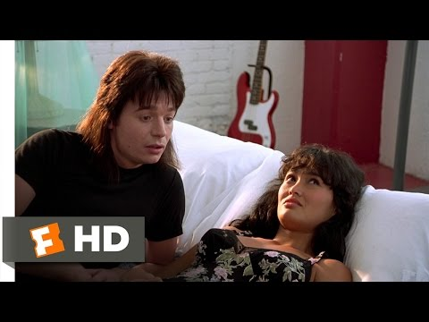 Wayne's World (7/10) Movie CLIP - The Phases of Fame (1992) HD