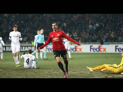 Zorya Vs Manchester United 0-2 Goals & Highlights -Europa League 2016/17