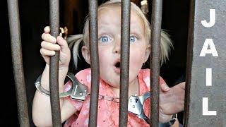 BABY GOES TO JAIL! (Skit)