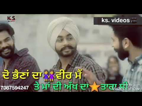 Sad Love Story Punjabi Status By Ks. Videos🎥