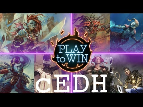 WHO'S THE BEST cEDH COMMANDER FROM COMMANDER LEGENDS? - Play to Win Gameplay