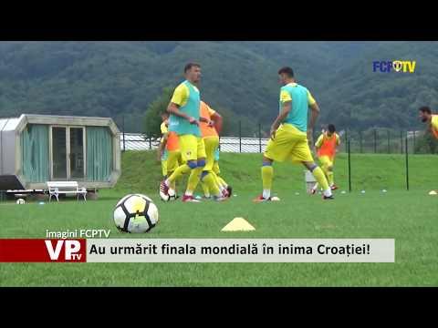 Au urmărit finala mondială în inima Croației!